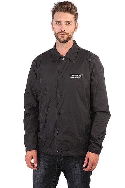 Ветровка Dakine Tradesman Jacket Black<br><br>Цвет: черный<br>Тип: Ветровка<br>Возраст: Взрослый<br>Пол: Мужской
