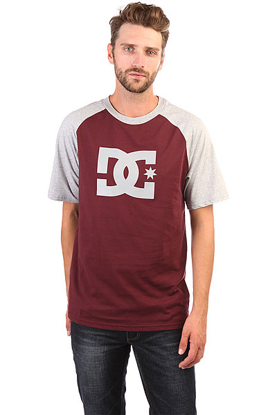 Футболка DC Star Raglan Port Royale