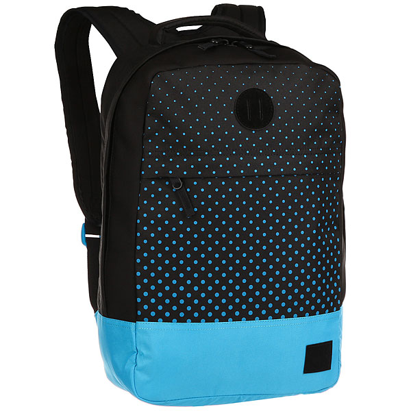Рюкзак городской Nixon Beacons Backpack Black/Blue