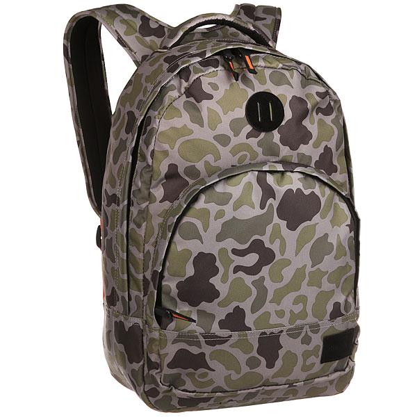цена Рюкзак городской Nixon Grandview Backpack Camo онлайн в 2017 году