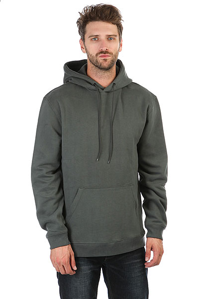 Толстовка кенгуру Quiksilver Tamworth Urban Grey<br><br>Цвет: серый<br>Тип: Толстовка кенгуру<br>Возраст: Взрослый<br>Пол: Мужской