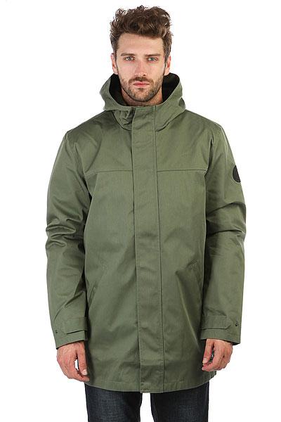 Куртка зимняя DC Ash Ville Vintage Green куртки dc shoes куртка