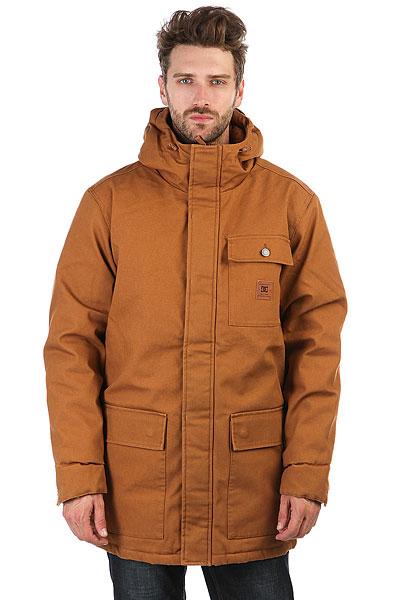 Куртка зимняя DC Canongate Wheat куртки dc shoes куртка