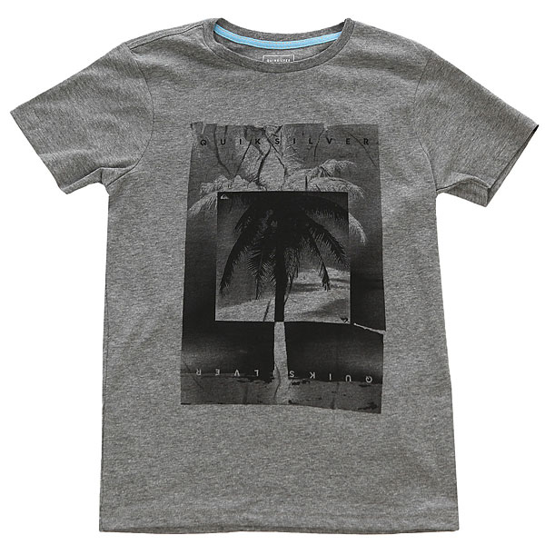 Футболка детская Quiksilver Ssheathteeytinv Medium Grey Heather футболка детская quiksilver teessyouteaglne golden spice