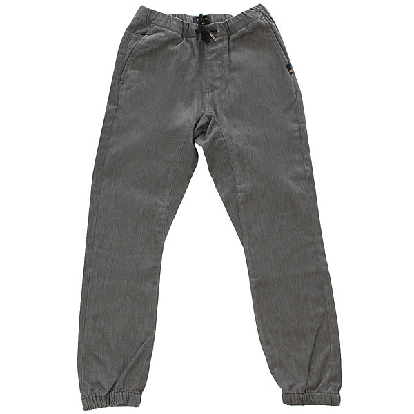 Штаны прямые детские Quiksilver Fonicyouth Dark Grey Heather штаны спортивные quiksilver everyday light grey heather