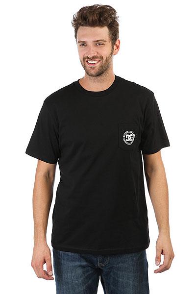 Футболка DC Wheel Of Steelo Black<br><br>Цвет: черный<br>Тип: Футболка<br>Возраст: Взрослый<br>Пол: Мужской