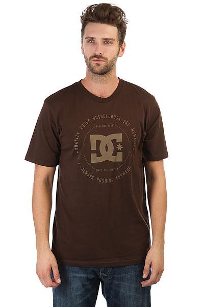Футболка DC Rebuilt Coffee Bean<br><br>Цвет: коричневый<br>Тип: Футболка<br>Возраст: Взрослый<br>Пол: Мужской
