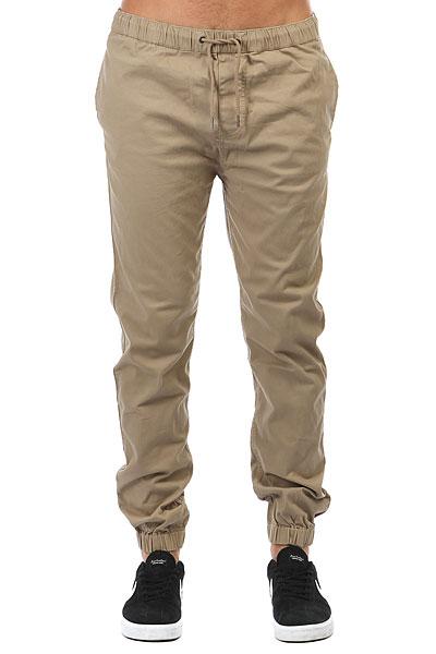 Штаны прямые DC Blamedale Khaki<br><br>Цвет: бежевый<br>Тип: Штаны прямые<br>Возраст: Взрослый<br>Пол: Мужской