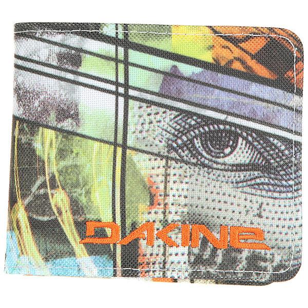 Кошелек Dakine Payback Wallet Crux<br><br>Цвет: мультиколор<br>Тип: Кошелек<br>Возраст: Взрослый