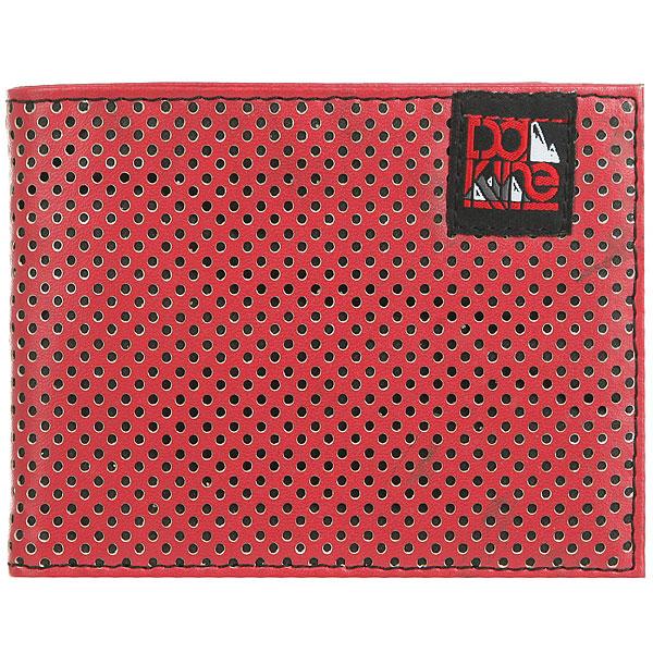 Кошелек Dakine Conrad Wallet Red<br><br>Цвет: красный<br>Тип: Кошелек<br>Возраст: Взрослый