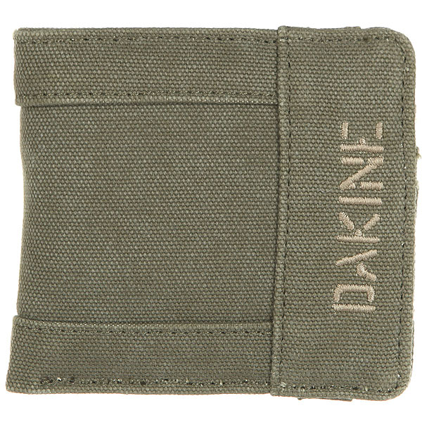 Кошелек Dakine Stretch Wallet Olive<br><br>Цвет: зеленый<br>Тип: Кошелек<br>Возраст: Взрослый<br>Пол: Мужской