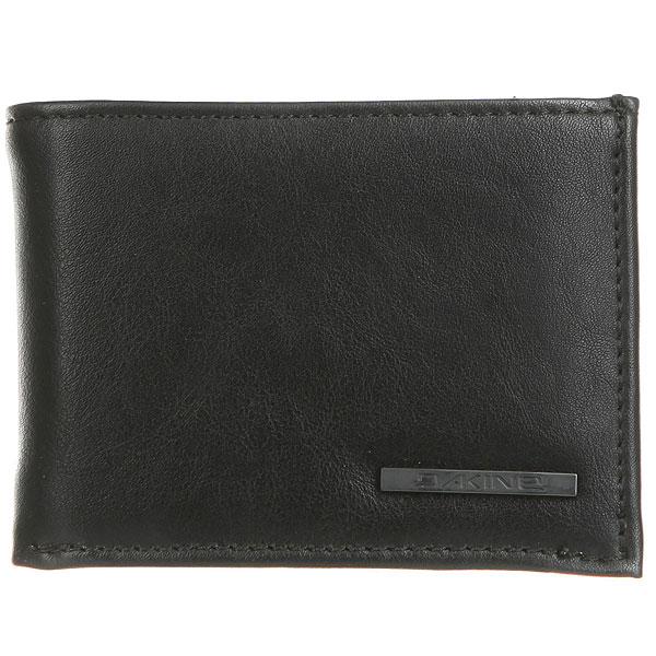 Кошелек Dakine Rafa Wallet Black<br><br>Цвет: черный<br>Тип: Кошелек<br>Возраст: Взрослый