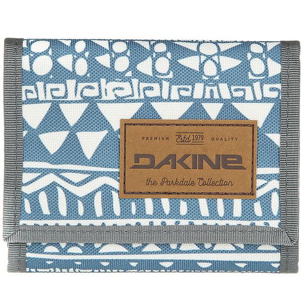 Кошелек Dakine Diplomat Wallet Mako<br><br>Цвет: синий,белый<br>Тип: Кошелек<br>Возраст: Взрослый<br>Пол: Мужской