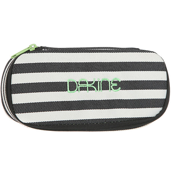 Пенал женский Dakine Womens School Case Black Stripes