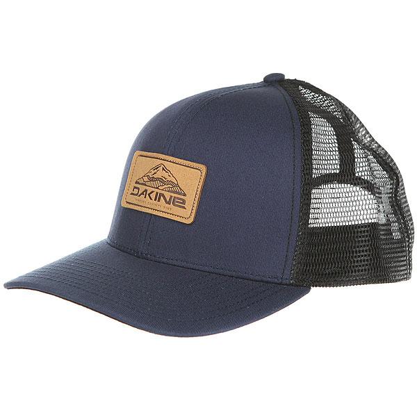 Бейсболка с сеткой Dakine Northern Lights Trucker Midnight / Black<br><br>Цвет: синий<br>Тип: Бейсболка с сеткой<br>Возраст: Взрослый