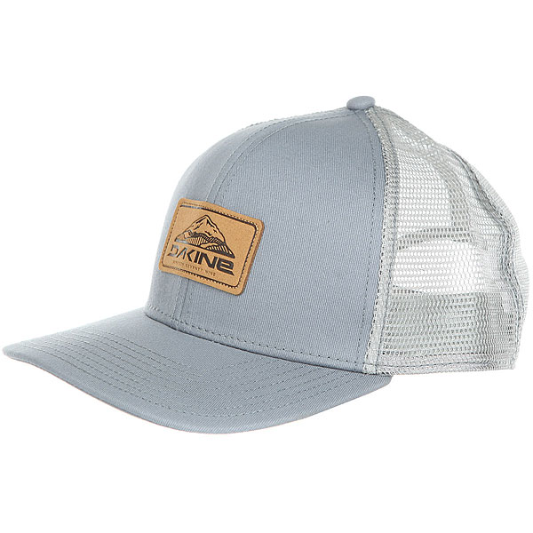 Бейсболка с сеткой Dakine Northern Lights Trucker Gunmetal