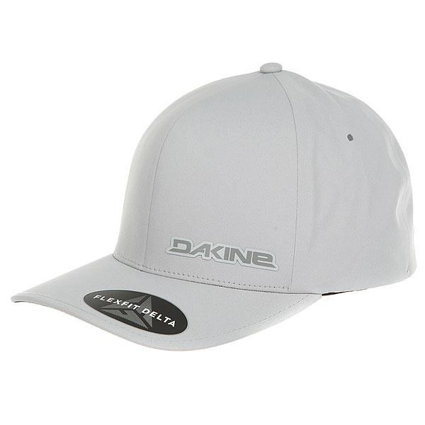 Бейсболка классическая Dakine Delta Rail Grey<br><br>Цвет: серый<br>Тип: Бейсболка классическая<br>Возраст: Взрослый