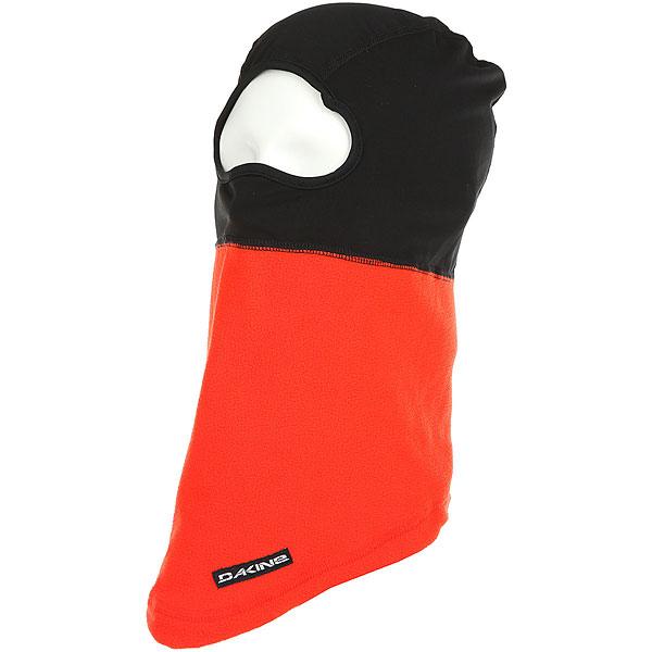 Балаклава Dakine Balaclava Bzo Blaze Orange<br><br>Цвет: черный,оранжевый<br>Тип: Балаклава<br>Возраст: Взрослый<br>Пол: Мужской