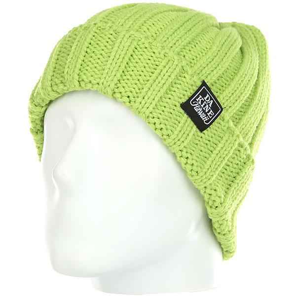 Шапка женская Dakine Nico Hot Lime<br><br>Цвет: Светло-зеленый<br>Тип: Шапка<br>Возраст: Взрослый<br>Пол: Женский