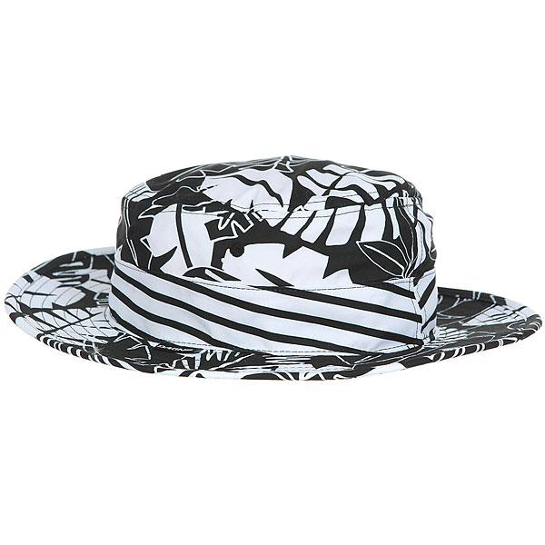 Шляпа женская Dakine Inkwell Boonie Inkwell<br><br>Цвет: черный,белый<br>Тип: Шапка<br>Возраст: Взрослый<br>Пол: Женский