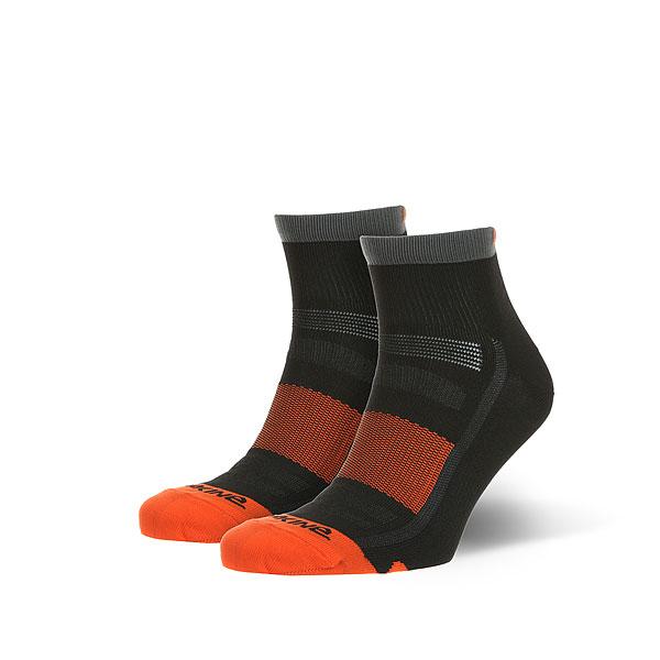 Носки средние Dakine Singletrack Sock Black / Orange<br><br>Цвет: черный,оранжевый<br>Тип: Носки средние<br>Возраст: Взрослый<br>Пол: Мужской