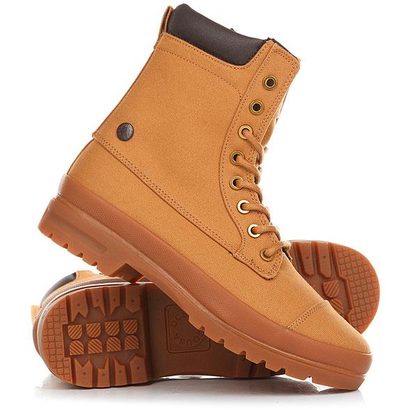 Ботинки высокие женские DC Amnesti Tx Wheat кеды кроссовки высокие dc council mid tx stone camo