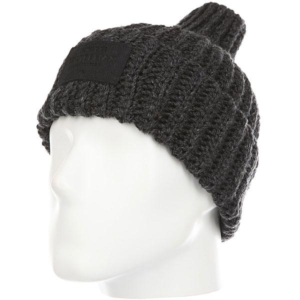 Шапка Quiksilver Wtrbeanie Black шапка носок детская quiksilver preference black