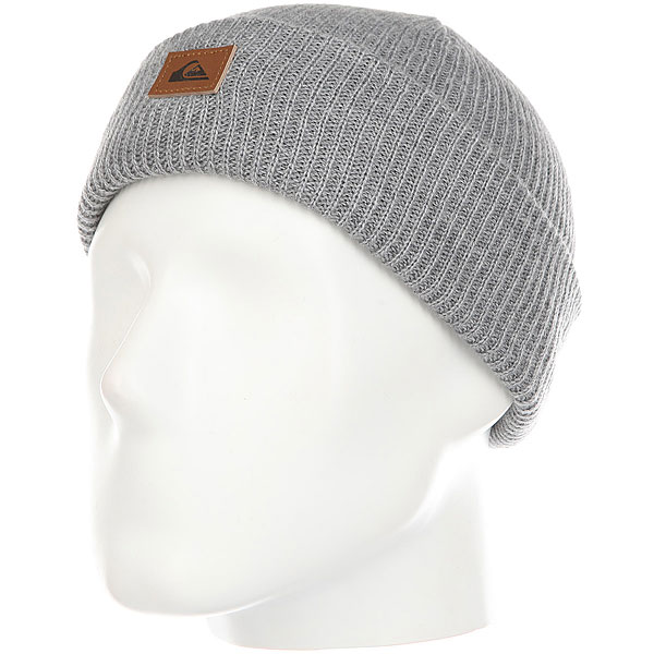 Шапка детская Quiksilver Performedyouth Grey Heather шапка детская dc label youth hats dark shadow heather