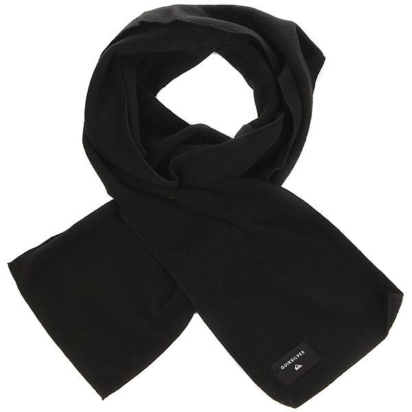 Шарф Quiksilver Polhouse Black quiksilver шарф