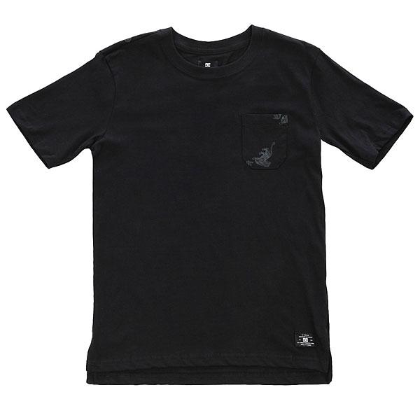 Футболка детская DC Waterglen Boy Black Tiger Ambush<br><br>Цвет: черный<br>Тип: Футболка<br>Возраст: Детский