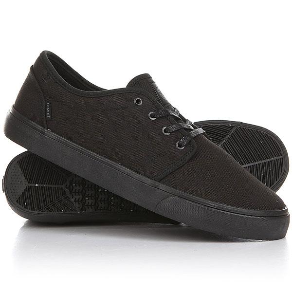 Кеды кроссовки низкие Element Darwin Black кеды кроссовки низкие element bowery fatigue