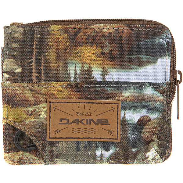 Монетница Dakine Eliot Wallet Paradise Par eliot g brother jacob