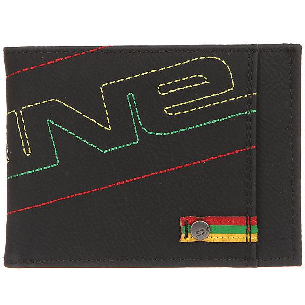 Кошелек Dakine Conrad Wallet Rasta<br><br>Цвет: черный,красный,зеленый,желтый<br>Тип: Кошелек<br>Возраст: Взрослый