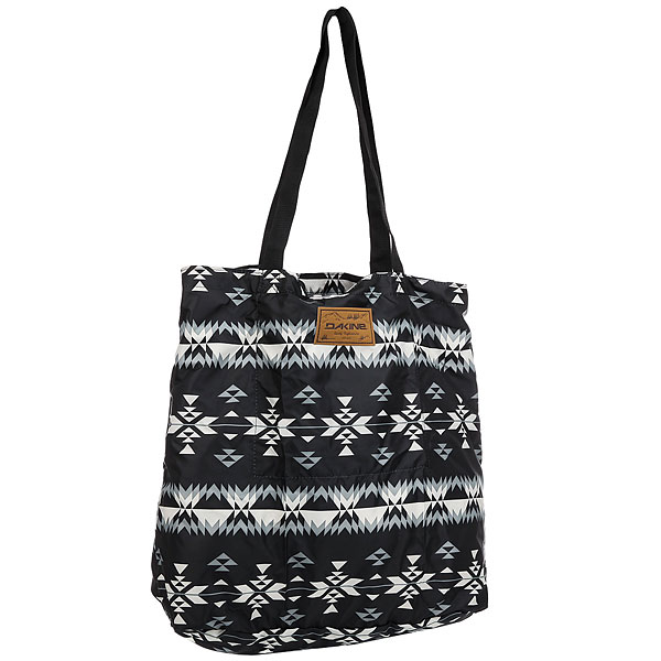 Сумка женская Dakine Stashable Tote Fireside рюкзак женский dakine stashable backpack dotty