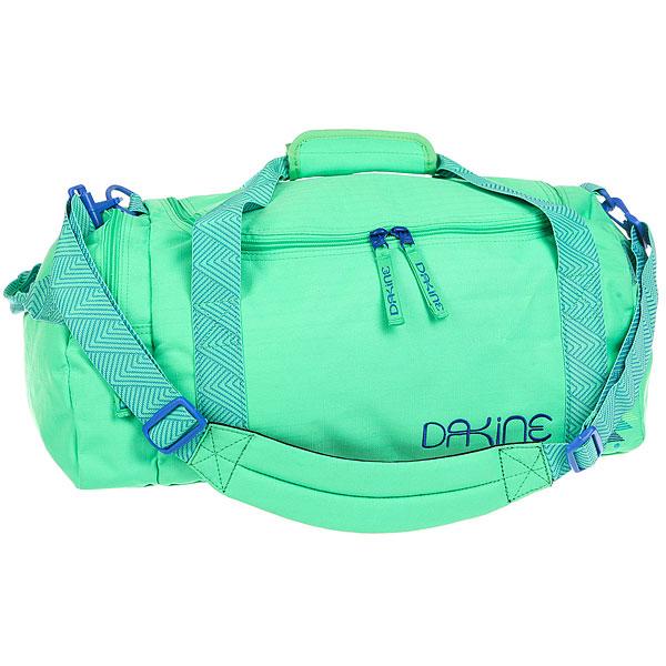 Сумка спортивная женская Dakine Limeade<br><br>Цвет: зеленый<br>Тип: Сумка спортивная<br>Возраст: Взрослый<br>Пол: Женский