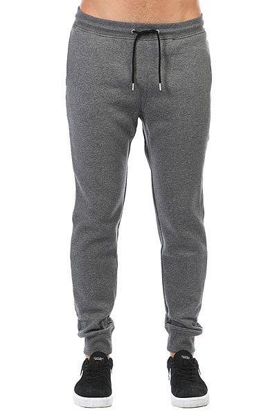 Штаны спортивные DC Ellis Pant Charcoal Heather