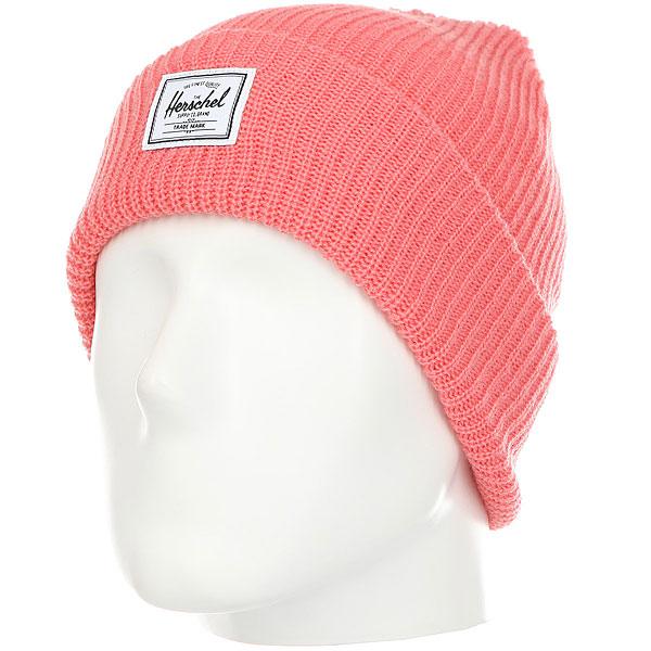 Шапка Herschel Evertt Rose<br><br>Цвет: розовый<br>Тип: Шапка<br>Возраст: Взрослый<br>Пол: Мужской