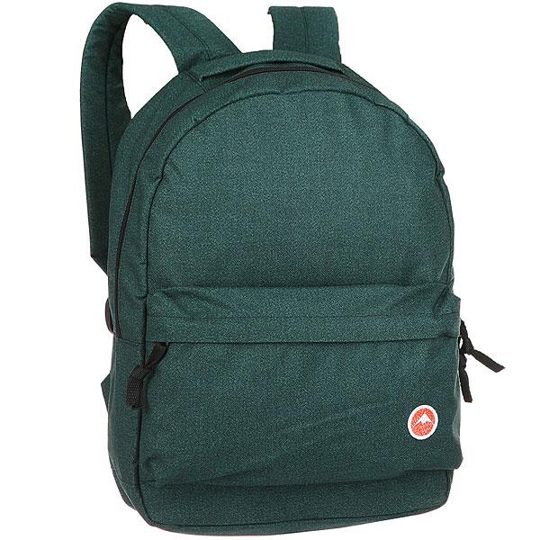 Рюкзак Extra B332 GreenПрактичный городской рюкзак -  классика для городского путешественника.Характеристики:Вместительное внутреннее отделение. Внешний карман на молнии. Плотная износостойкая ткань с водонепроницаемой пропиткой. Мягкие регулируемые лямки. Ручка для переноски в руках. Логотип производителя.<br><br>Цвет: Темно-зеленый<br>Тип: Рюкзак городской<br>Возраст: Взрослый