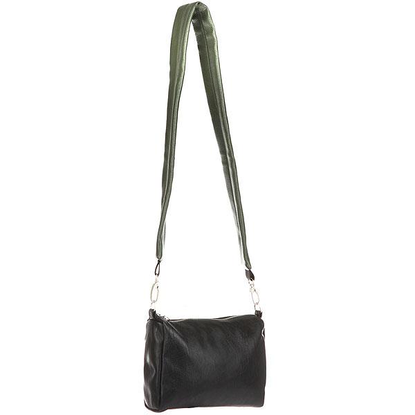 Сумка женская Extra B346 KhakiНебольшая сумка кросс-боди – незаменимая спутница прогулок по городу. В компактную модель EXTRA легко поместятся ключи, телефон и прочие важные мелочи.Характеристики:Внутри одно большое отделение и карман-органайзер на молнии. Регулируемая ручка для ношения через плечо.<br><br>Цвет: черный,Темно-зеленый<br>Тип: Сумка<br>Возраст: Взрослый<br>Пол: Женский