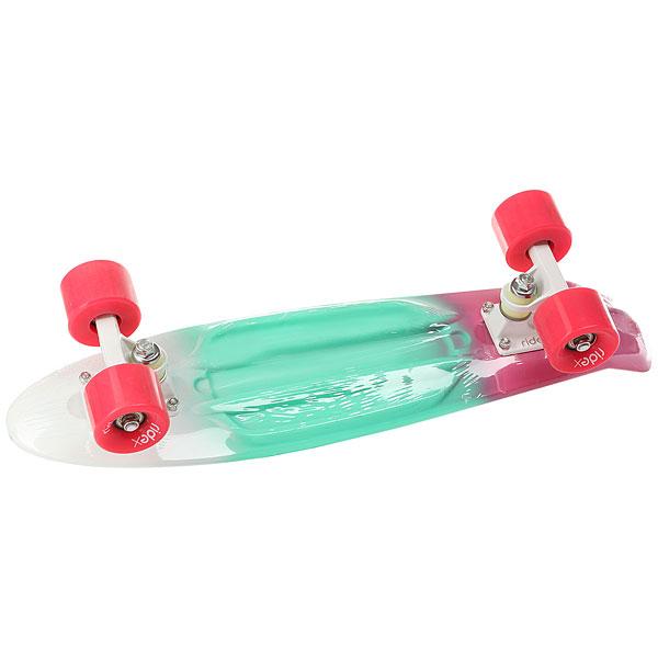 Фото Скейт мини круизер Ridex Abec Seven Chrome Lollypop 6 X 22 (56 См). Купить с доставкой