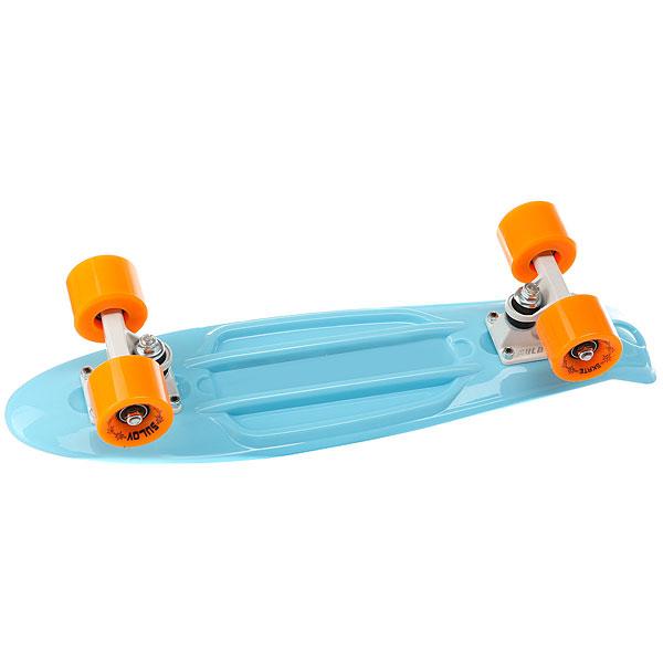 Скейт мини круизер Sulov Dolce Голубой 5.75 X 22 (55.9 См) smeg kse 71 x 1
