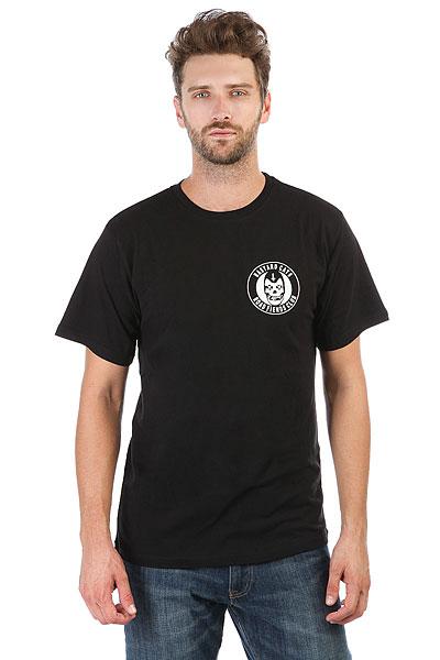 Футболка Anteater 346 Black<br><br>Цвет: черный<br>Тип: Футболка<br>Возраст: Взрослый<br>Пол: Мужской