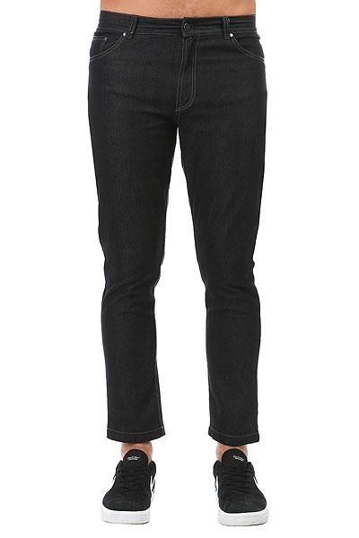Джинсы прямые Anteater Jeans Black<br><br>Цвет: черный<br>Тип: Джинсы прямые<br>Возраст: Взрослый<br>Пол: Мужской