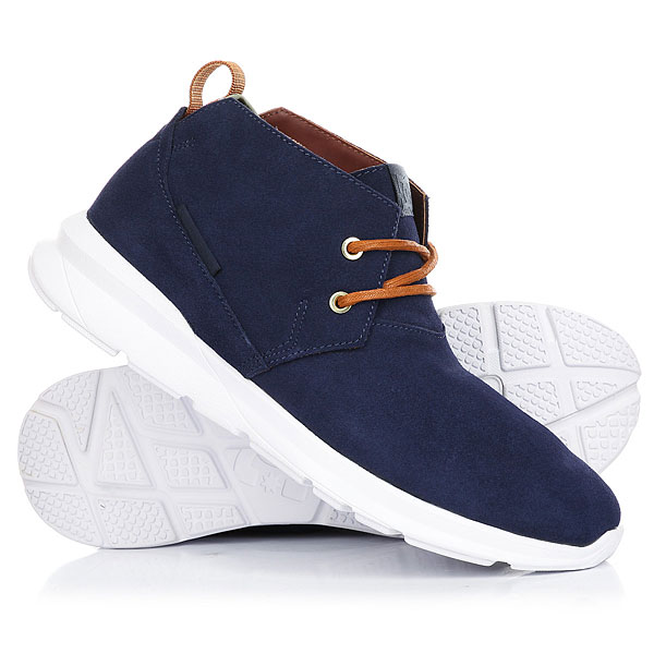 Ботинки низкие DC Ashlar Navy/Camel dc shoes кеды dc council se navy camel 8