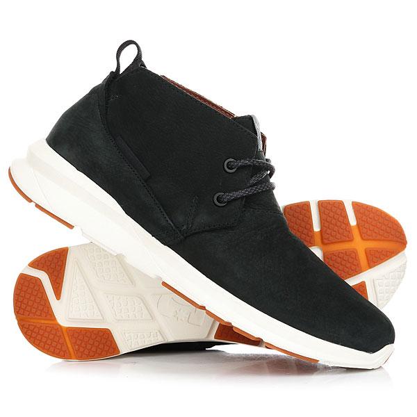 Ботинки низкие DC Ashlar Black/WhiteМужские ботинки из кожи и замши высшего качества Ashlar LE от DC Shoes.Технические характеристики: Верх из замши высшего качества.Кожаная подкладка.Эластичный внутренник.Круглые контрастные шнурки.Легкая и упругая промежуточная подошва UniLite™.Подошва из полимера EVA.<br><br>Цвет: черный<br>Тип: Ботинки низкие<br>Возраст: Взрослый<br>Пол: Мужской