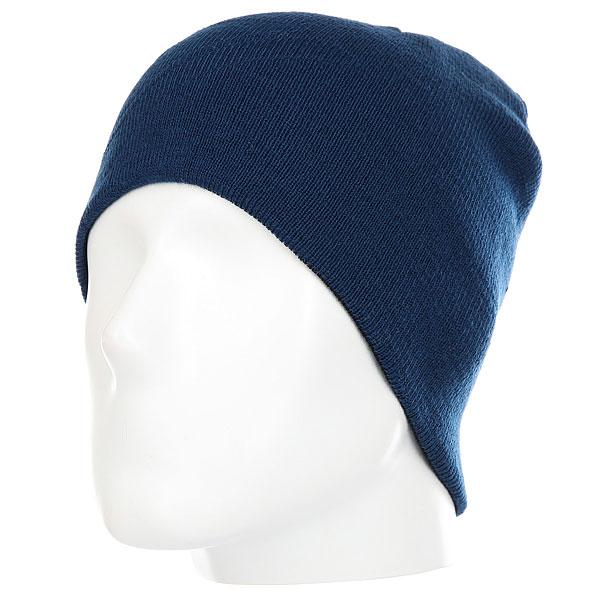 Шапка Quiksilver Beanie Hats Estate Blue<br><br>Цвет: синий<br>Тип: Шапка<br>Возраст: Взрослый<br>Пол: Мужской