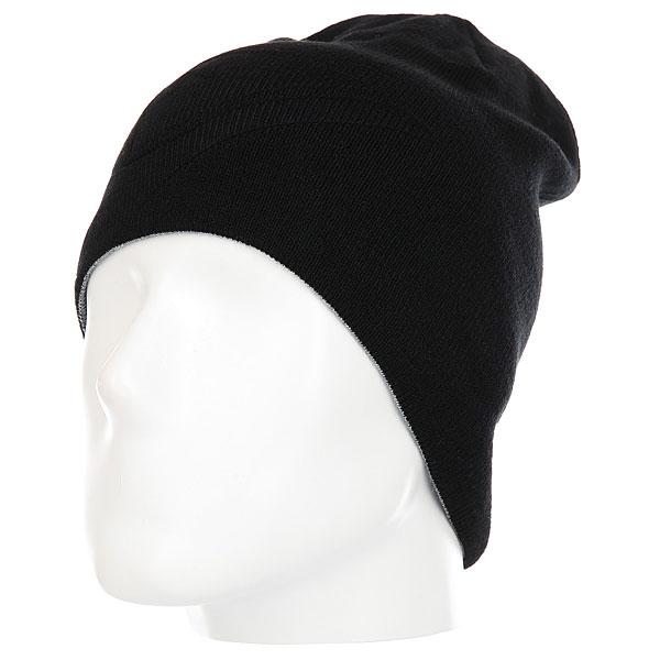 Шапка Quiksilver Slou Beanie Hats Black<br><br>Цвет: черный<br>Тип: Шапка<br>Возраст: Взрослый<br>Пол: Мужской