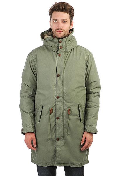 Купить со скидкой Куртка парка Quiksilver Bremerland Rifle Green
