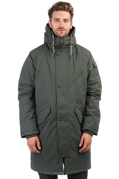 Куртка парка Quiksilver Kayapa Urban Grey
