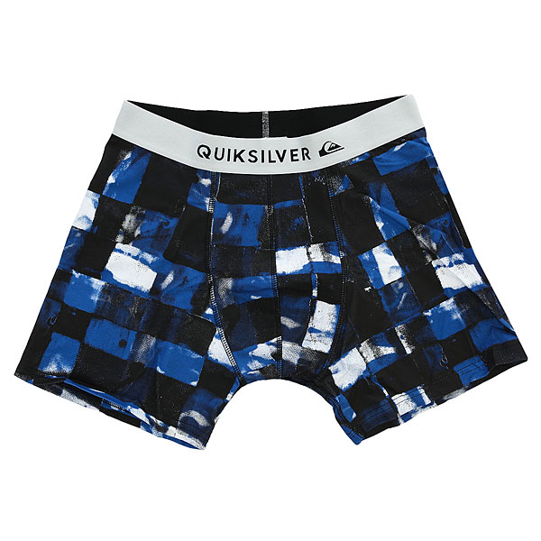 Трусы Quiksilver Boxer Poster Turkish Sea Resin трусы детские quiksilver boxer edition black